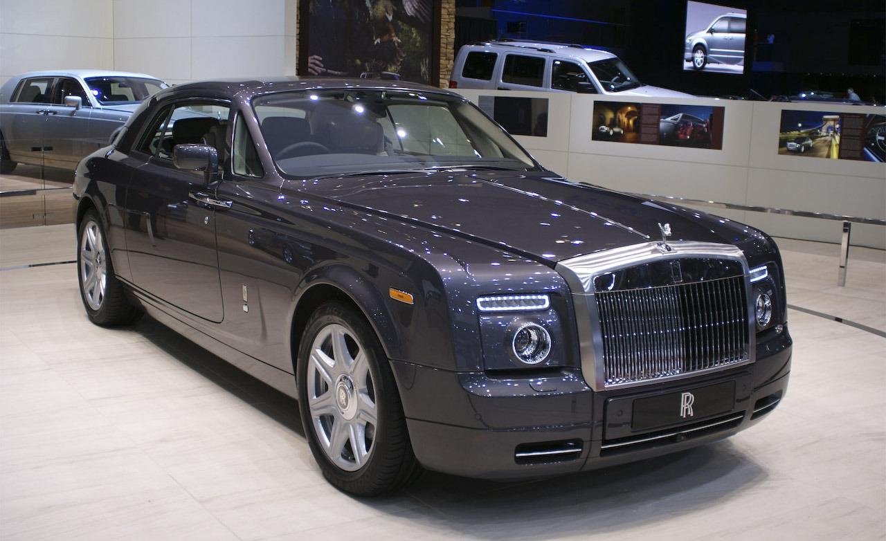 Rolls royce Phantom Coupe #18