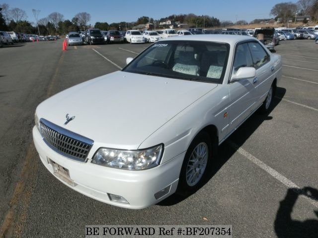 2001 Nissan Laurel #10