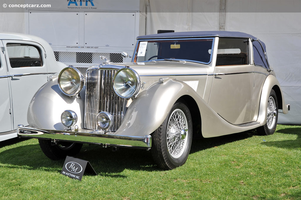 Jaguar Mark IV #9