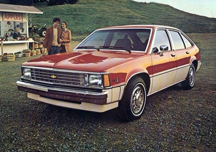 Chevrolet Citation #12