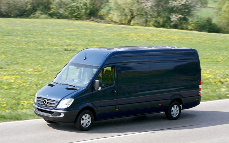 2010 Mercedes-Benz Sprinter #10