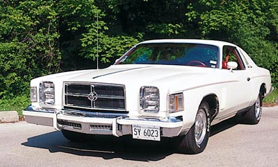 1982 Chrysler Cordoba #13