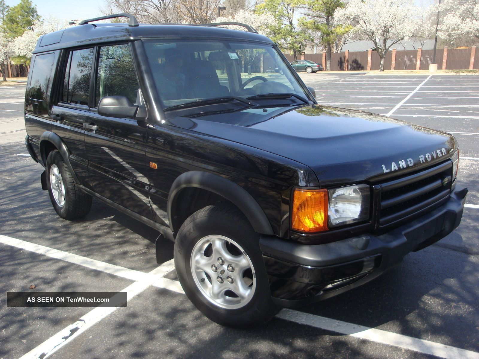 2000 Land Rover Discovery Series Ii #14