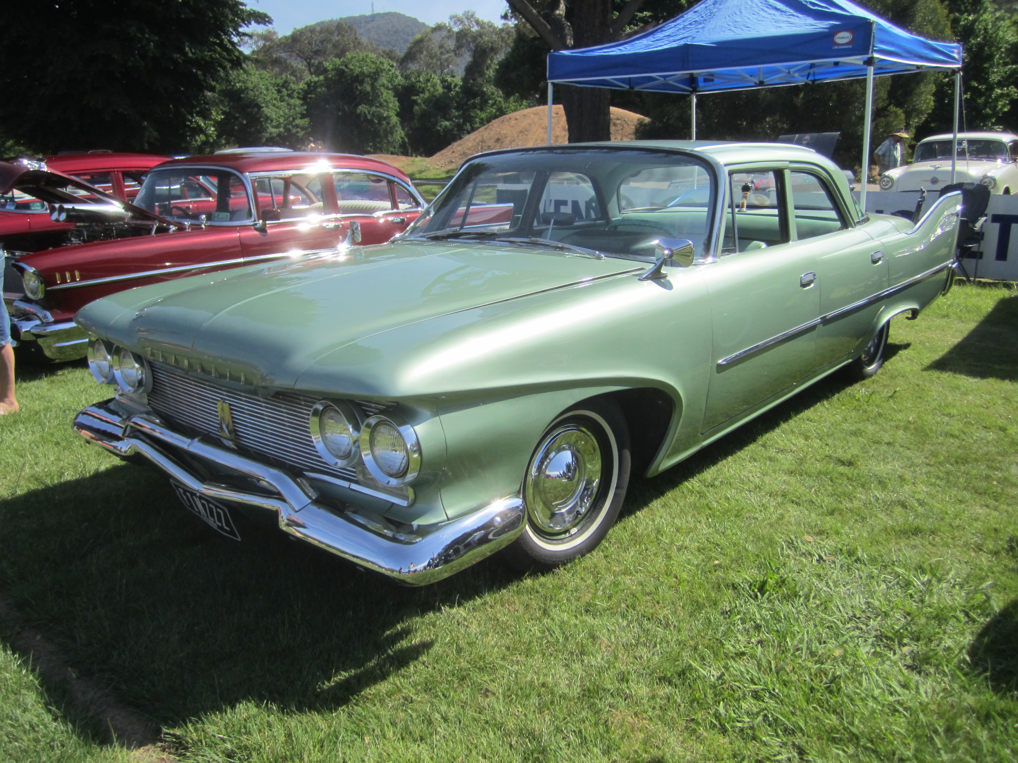 Plymouth Belvedere #5