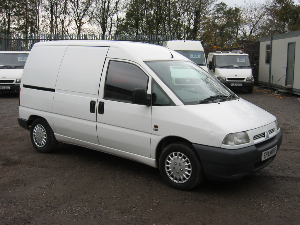 1998 fiat scudo photos informations articles. Black Bedroom Furniture Sets. Home Design Ideas
