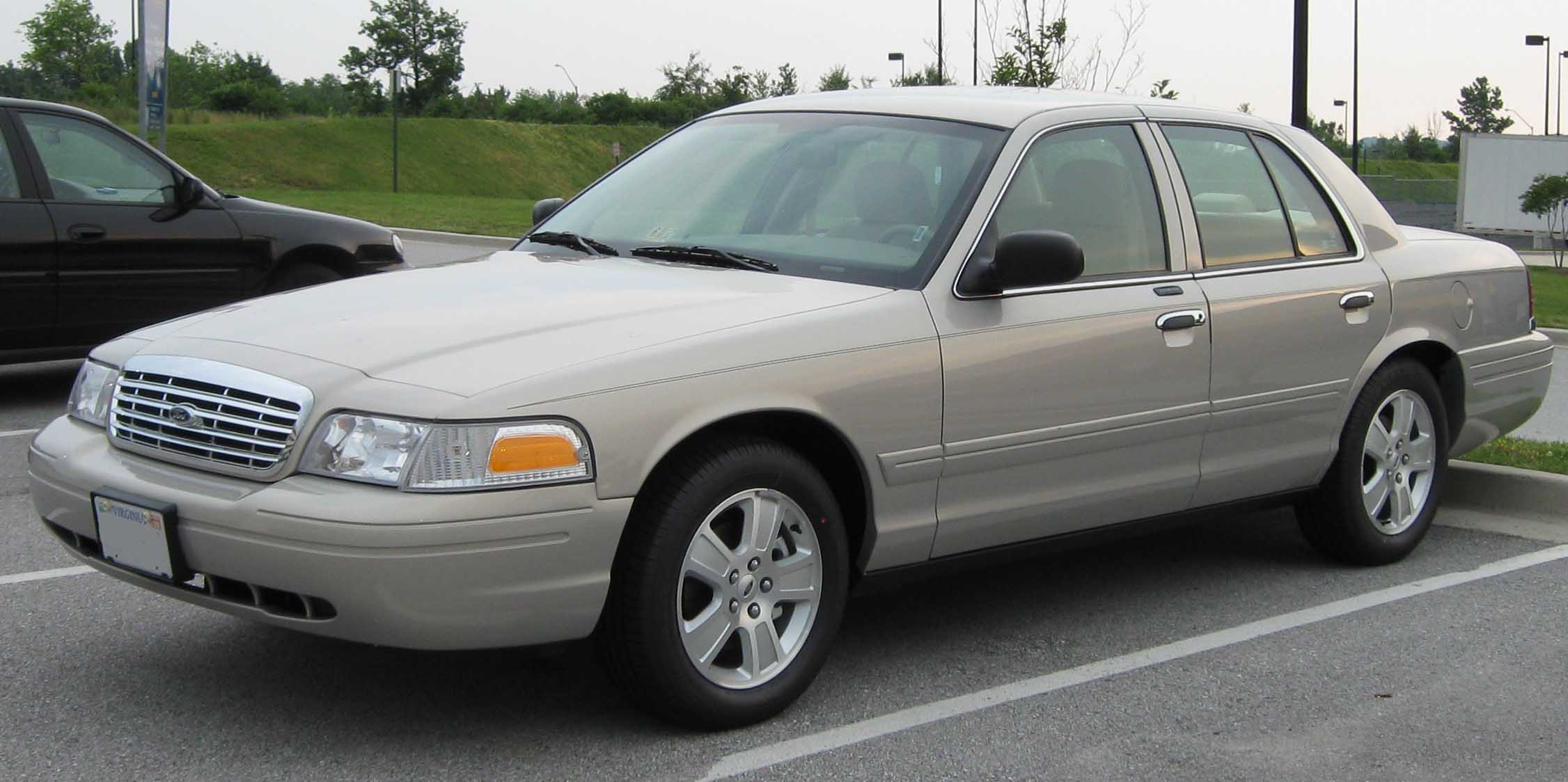1998 Ford Crown Victoria #8