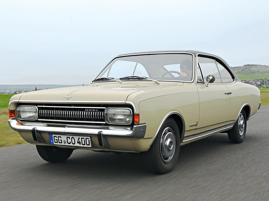 1971 Opel Commodore #11