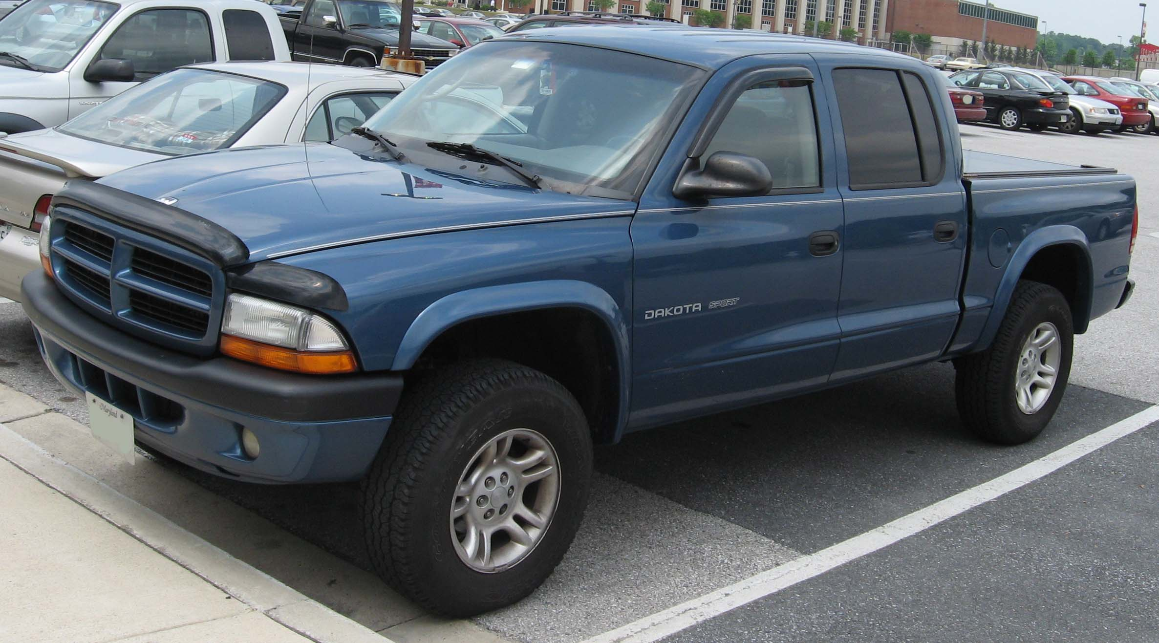 2004 Dodge Dakota #5