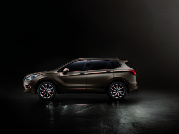Buick Envision #12
