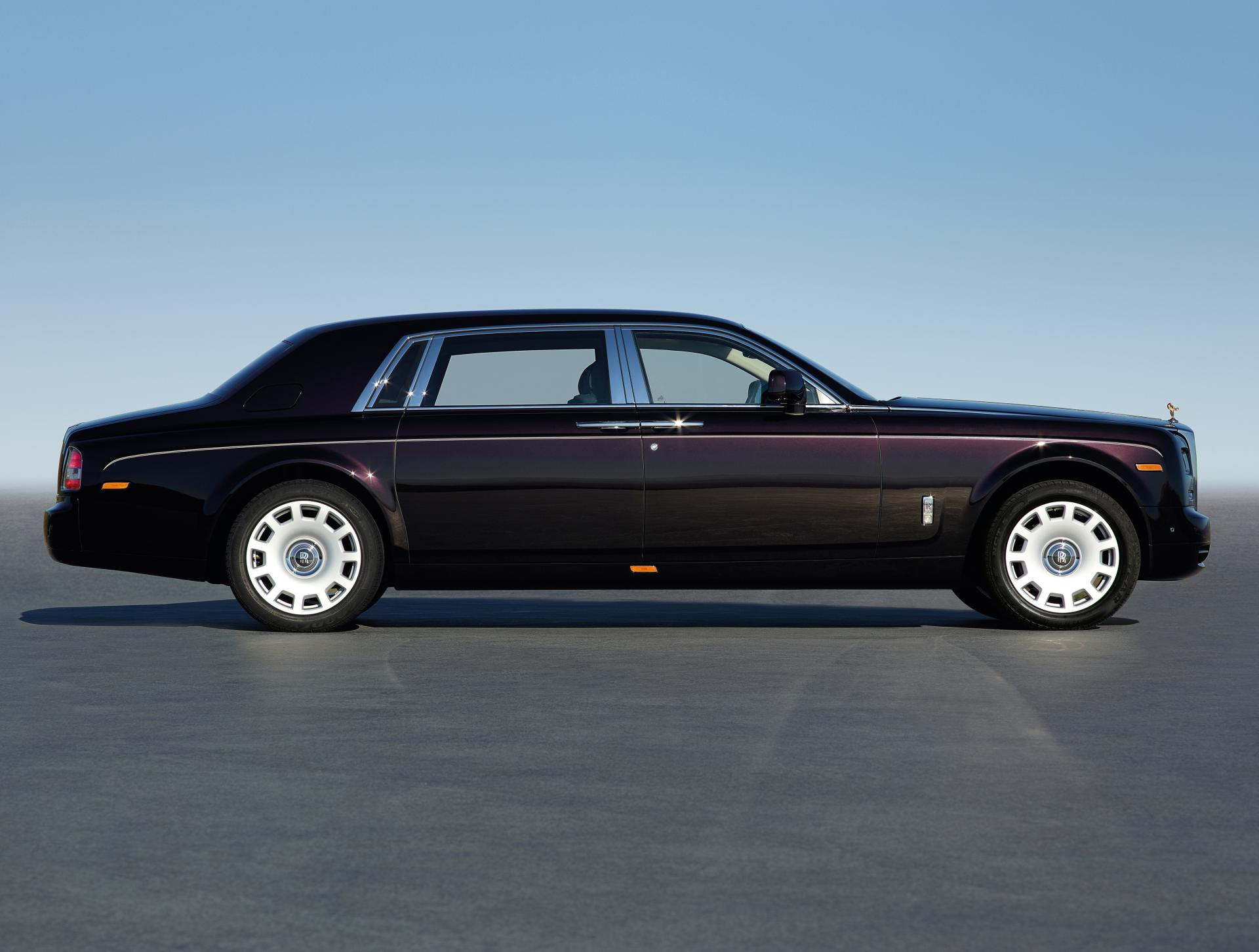 2013 Rolls royce Phantom #12
