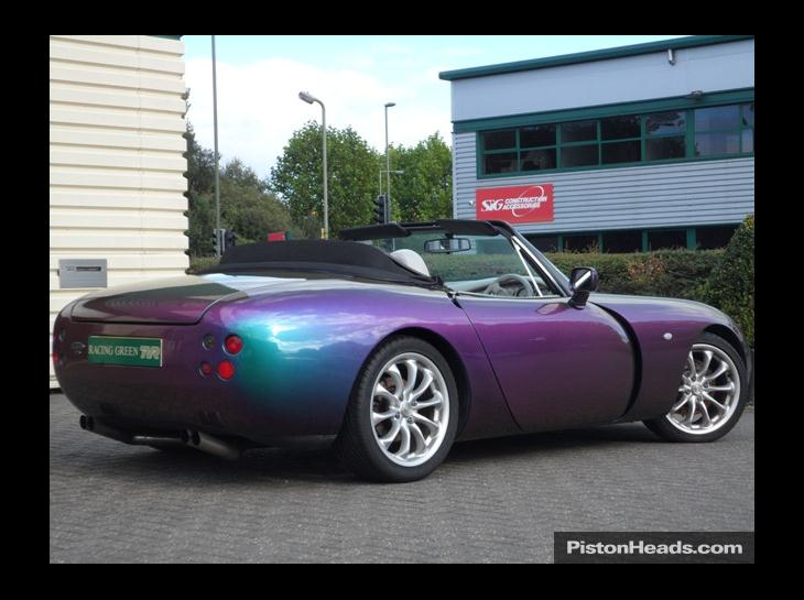 2001 TVR Griffith #5