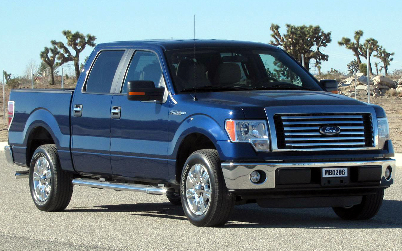2011 Ford F-150 #6