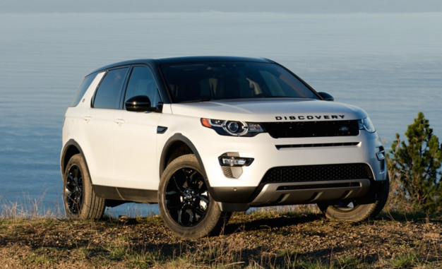 2015 Land Rover Discovery Sport #10