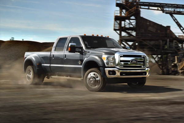 2014 Ford F-250 Super Duty #13