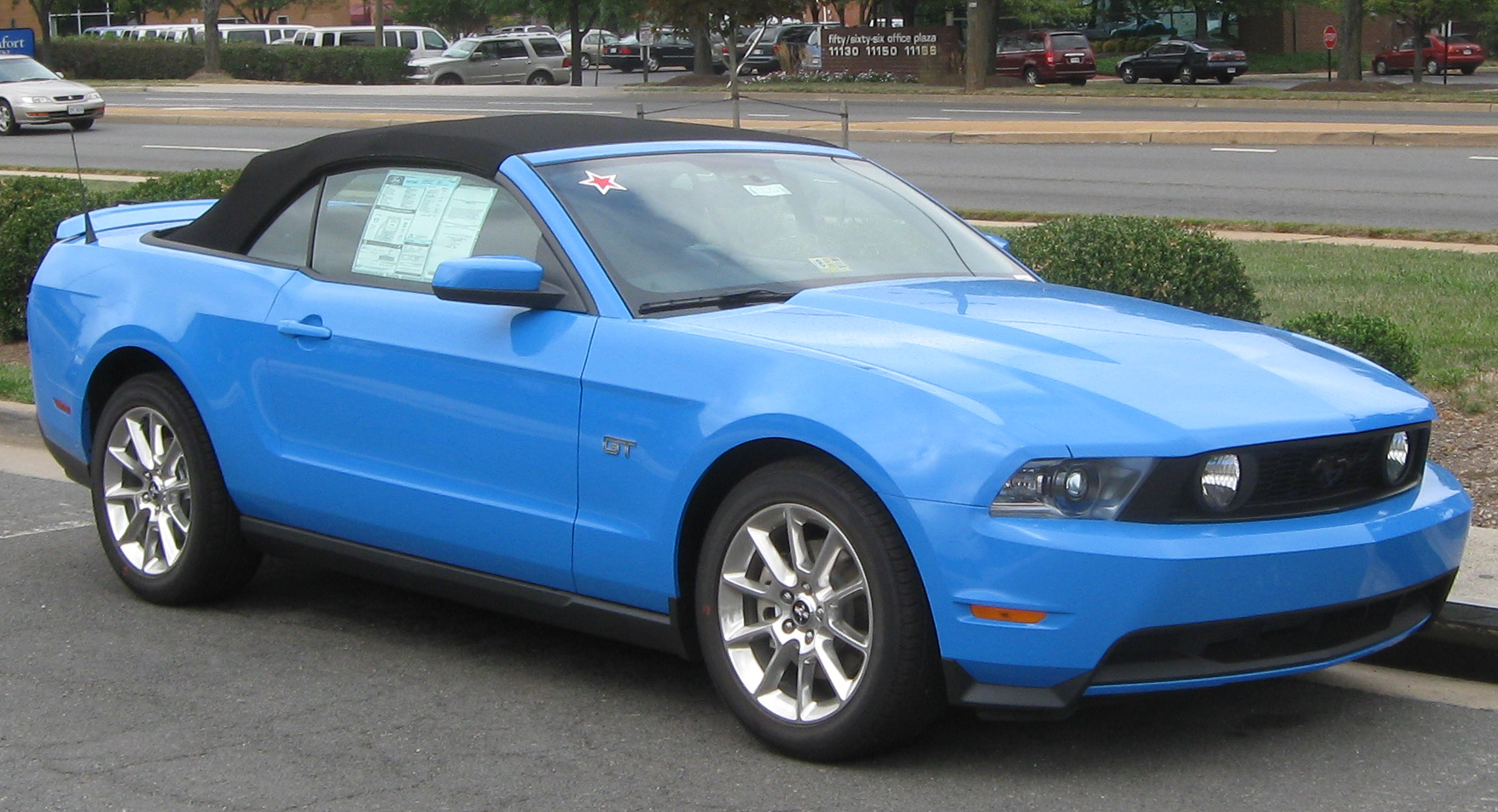 2010 Ford Mustang #9