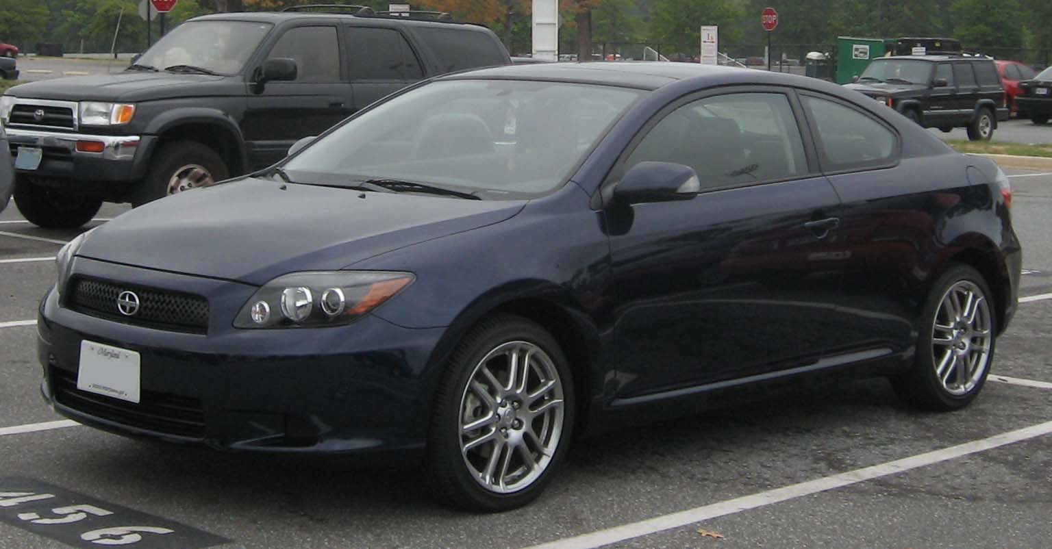 2008 Scion Tc #4
