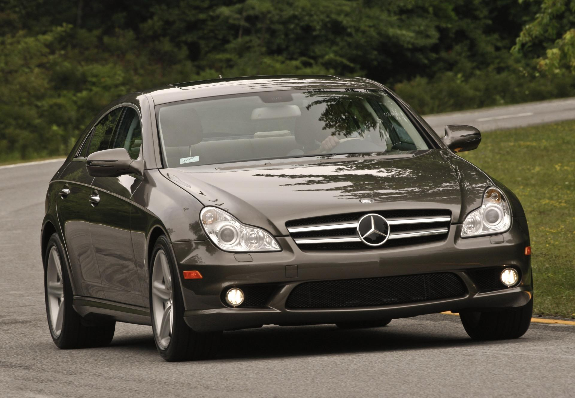 2009 Mercedes-Benz CL #11