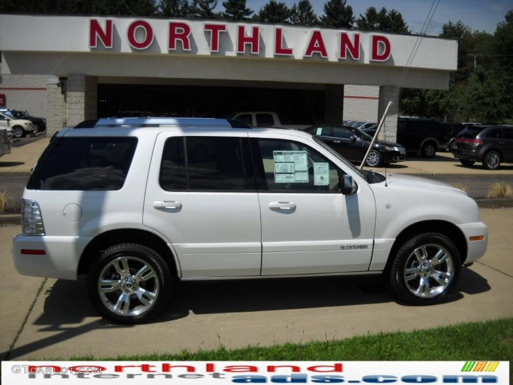 2010 Mercury Mountaineer #7