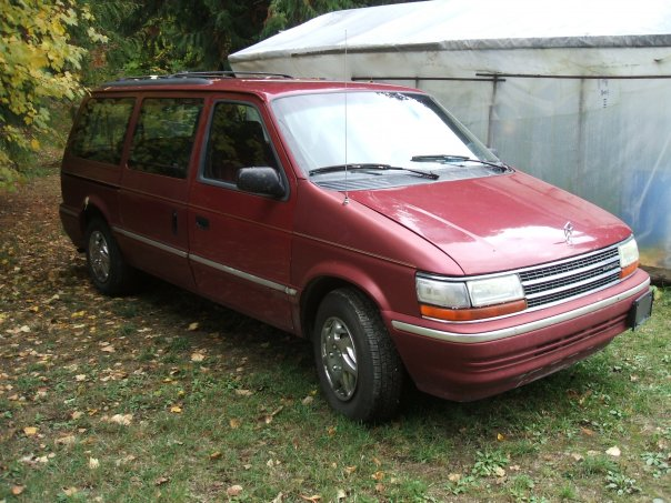 1992 Plymouth Voyager #5