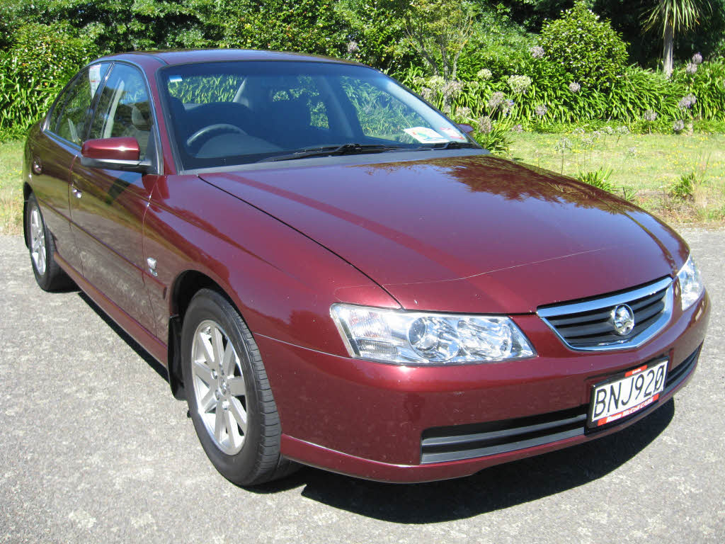 2003 Holden Berlina #9