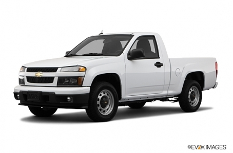 2012 Chevrolet Colorado #14