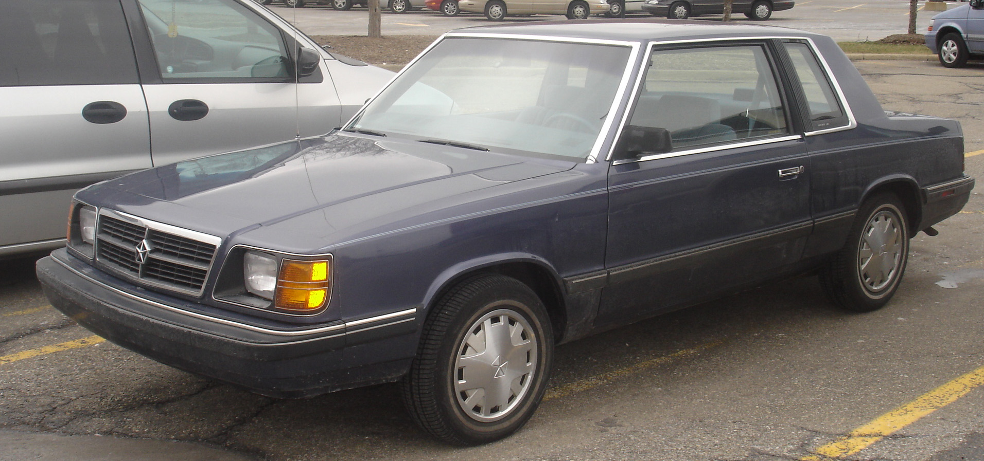 1987 Plymouth Reliant #6