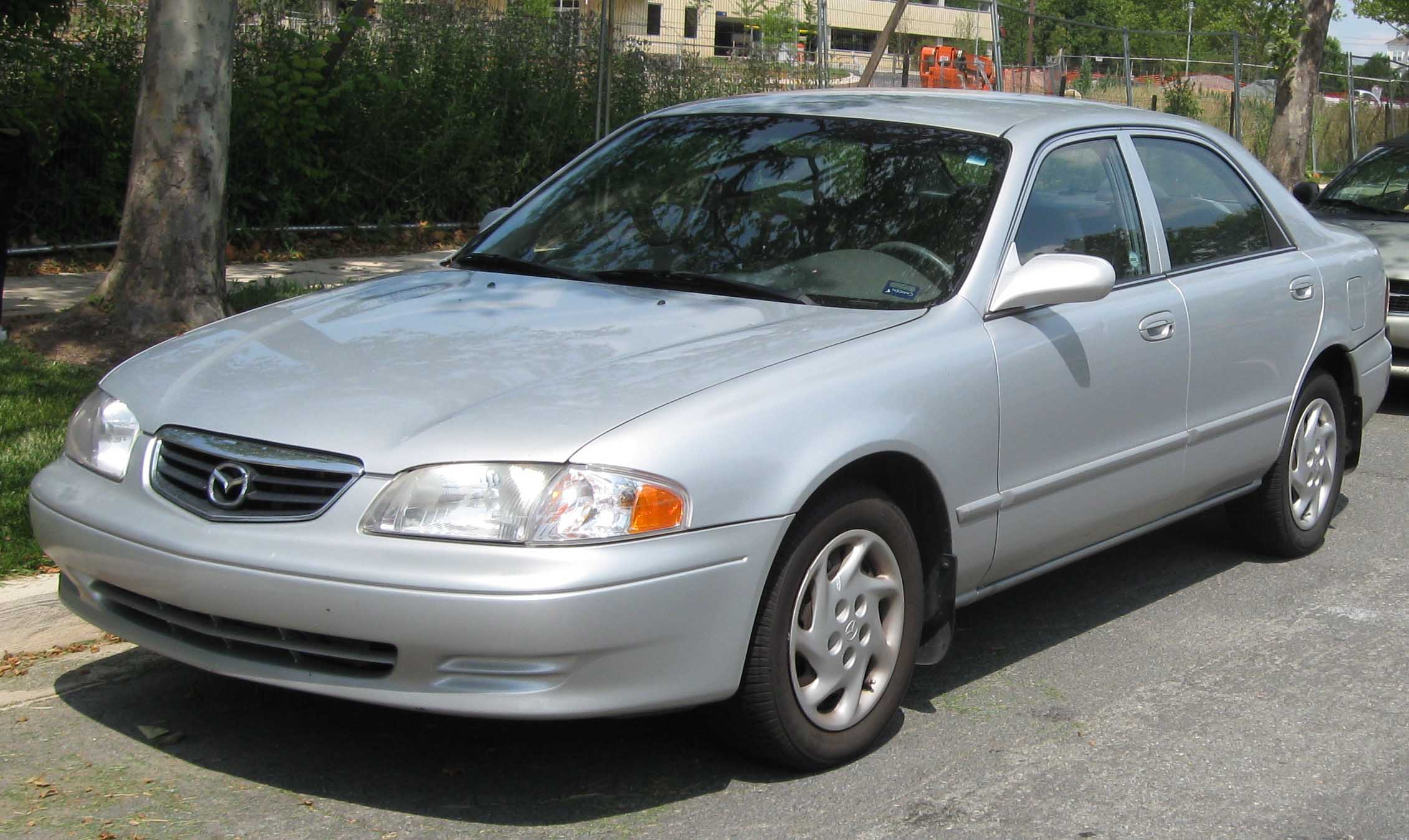 2001 Mazda 626 Photos, Informations, Articles - BestCarMag.com