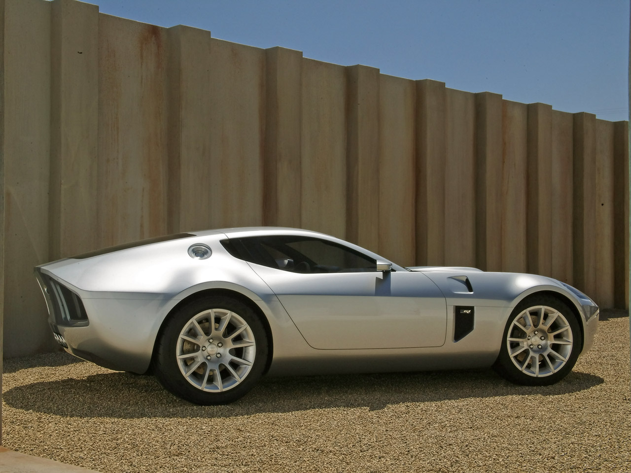 Ford Shelby GR-1 Concept #12