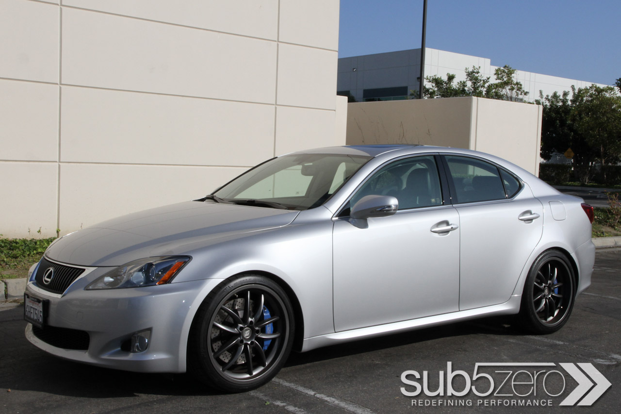 2010 Lexus Is 350 #16