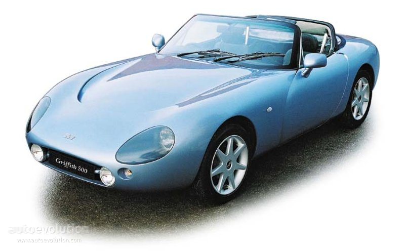 2002 TVR Griffith #10