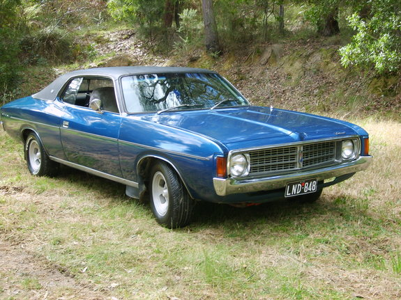1973 Chrysler Valiant #4