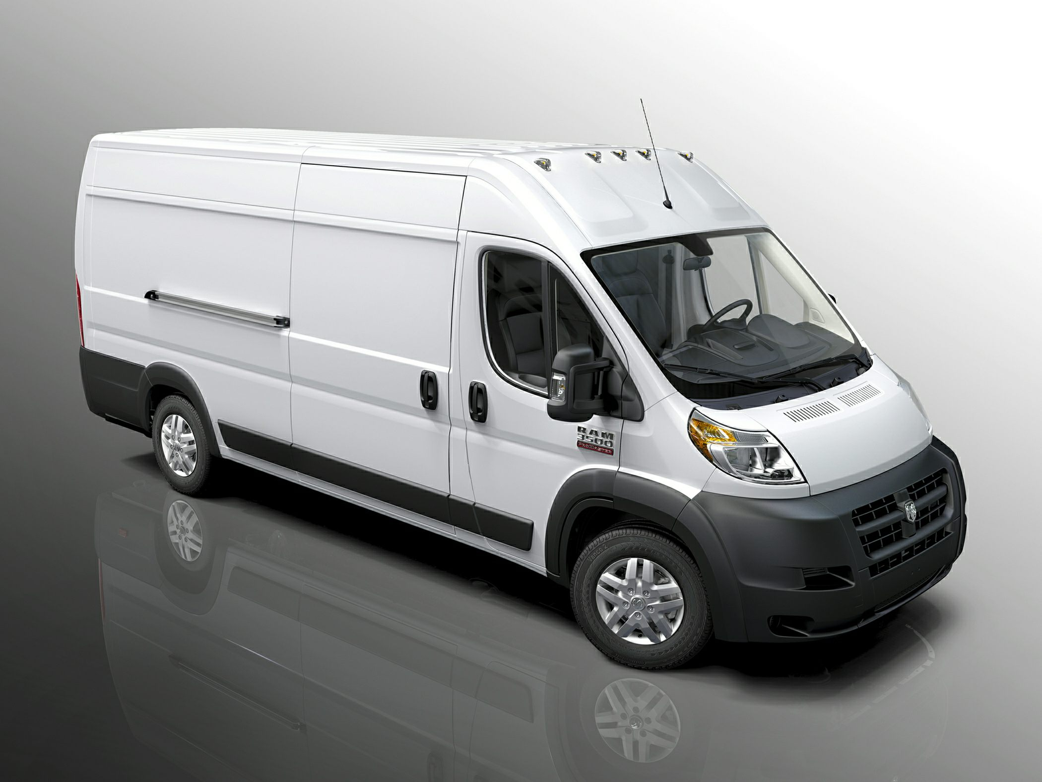 2014 Ram Promaster Window Van #16