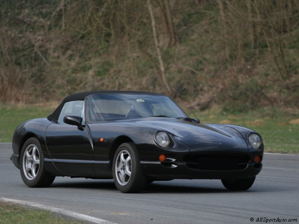 1993 TVR Griffith #10