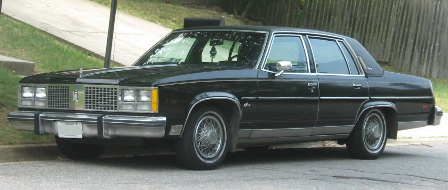 Oldsmobile Regency #1