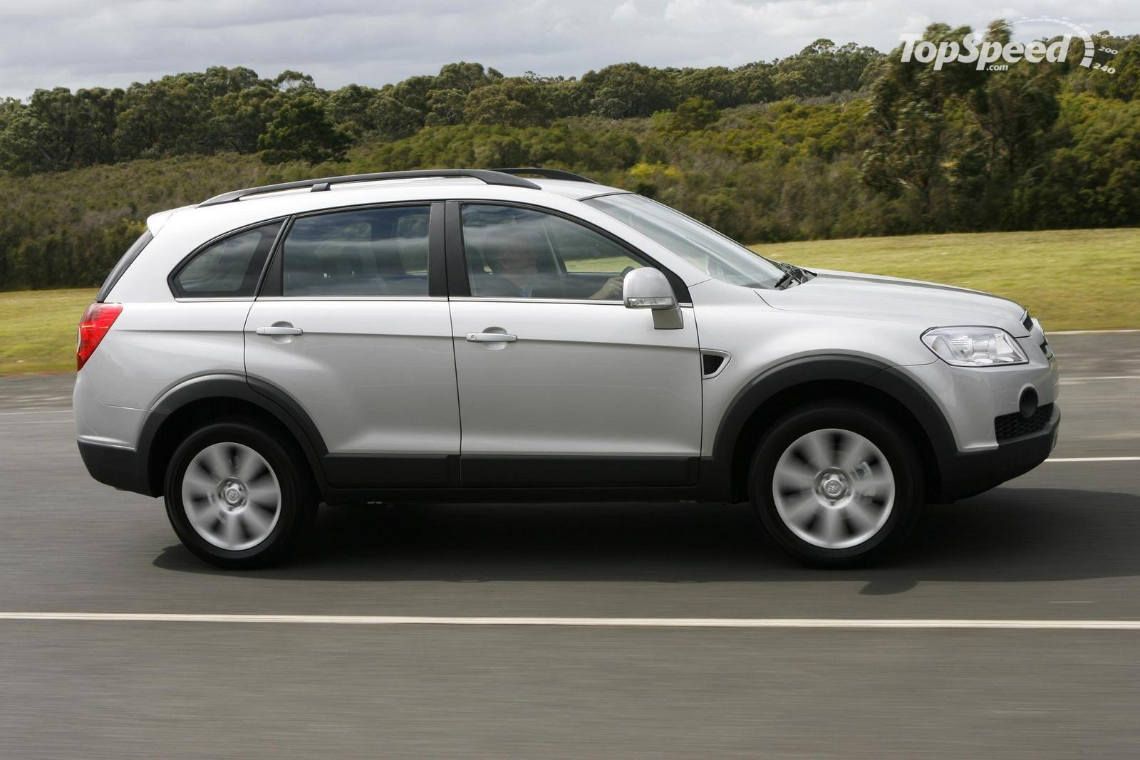 2007 Holden Captiva #2