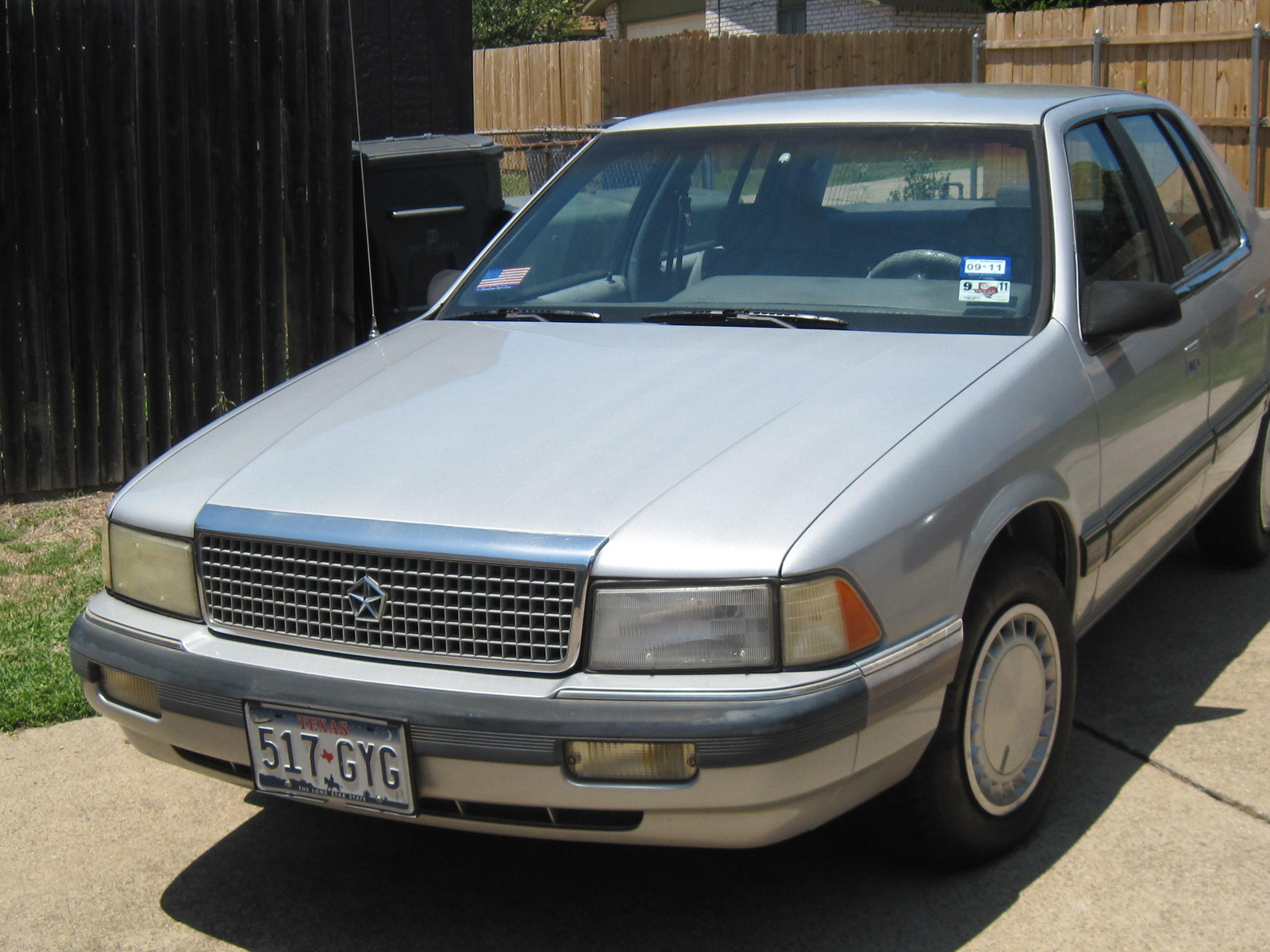1990 Plymouth Acclaim #12