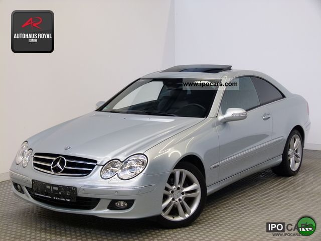 2007 Mercedes-Benz CLK #4