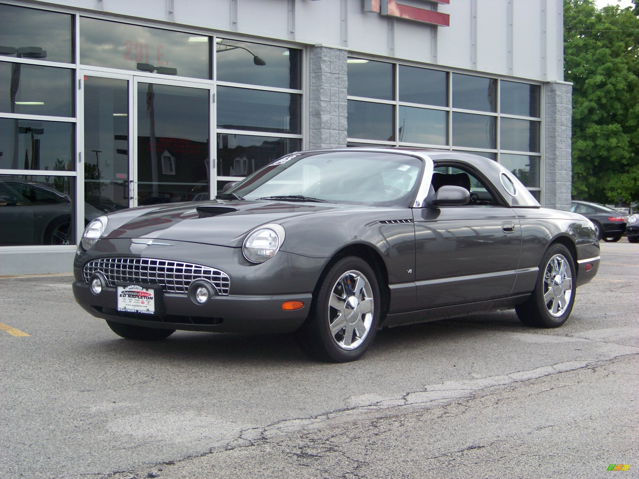 2003 Ford Thunderbird #11