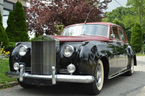 1958 Rolls royce Silver Cloud #17