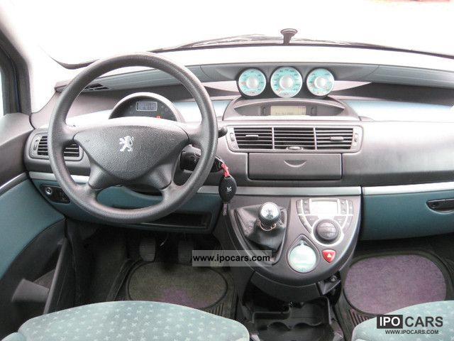 2003 Peugeot 807 Photos Informations Articles Bestcarmag