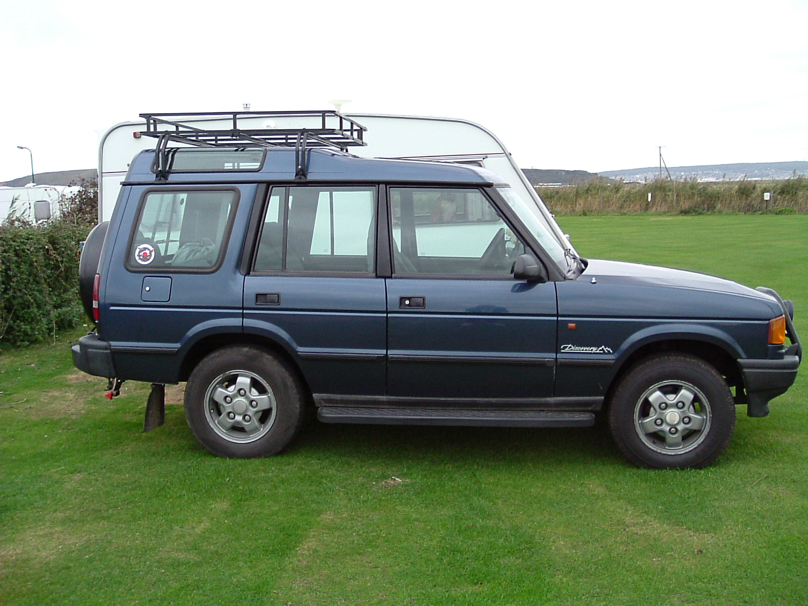 1997 Land Rover Discovery #3