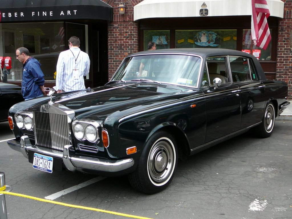 1973 Rolls royce Silver Shadow #11
