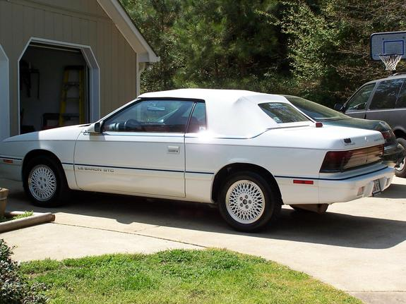 1991 Chrysler Le Baron #2