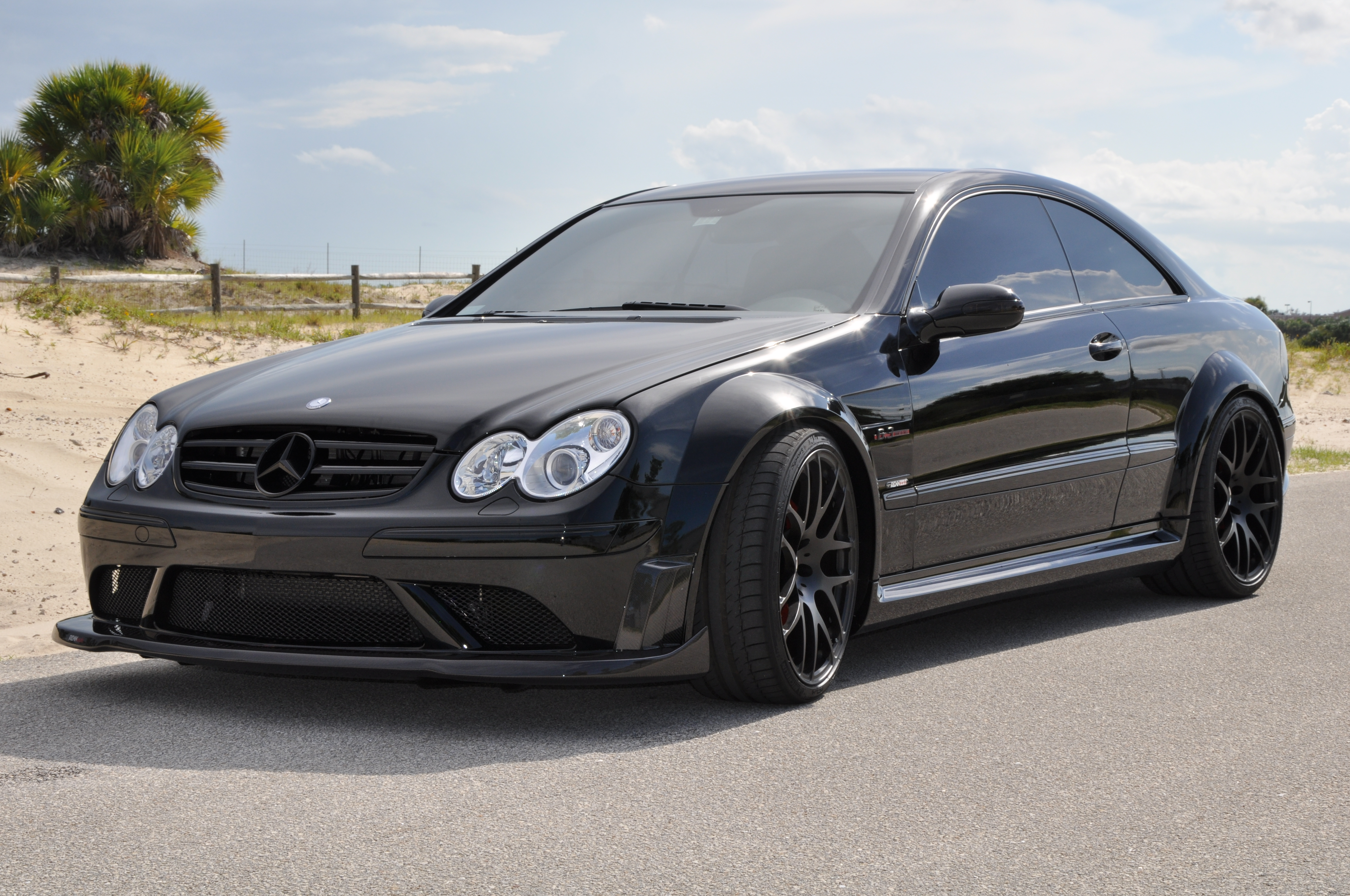 Mercedes-Benz CLK #4