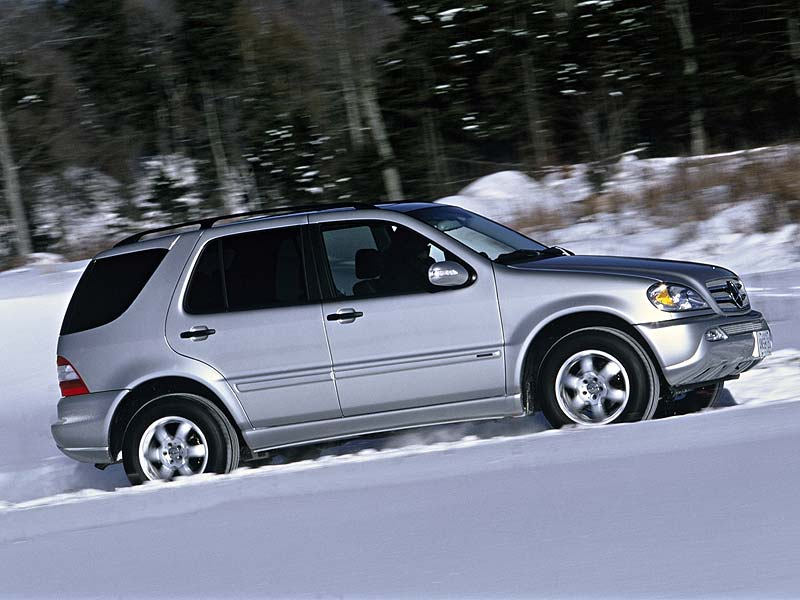 2003 Mercedes-Benz ML #13