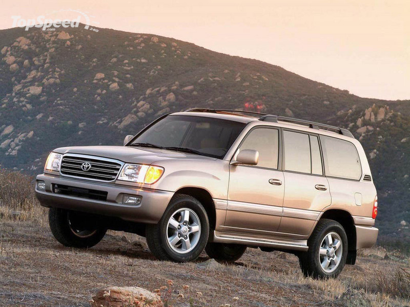 2006 Toyota Land Cruiser #4