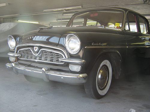 1960 Toyota Crown #4