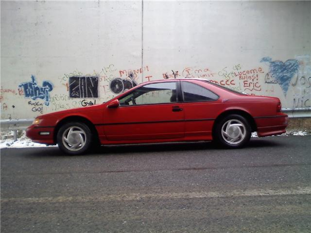 1992 Ford Thunderbird #9