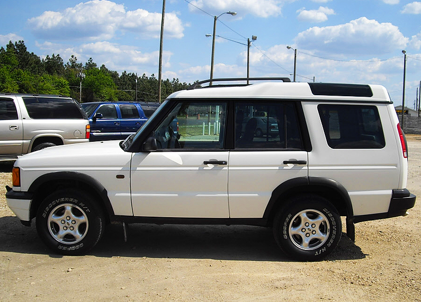 1999 Land Rover Discovery #5
