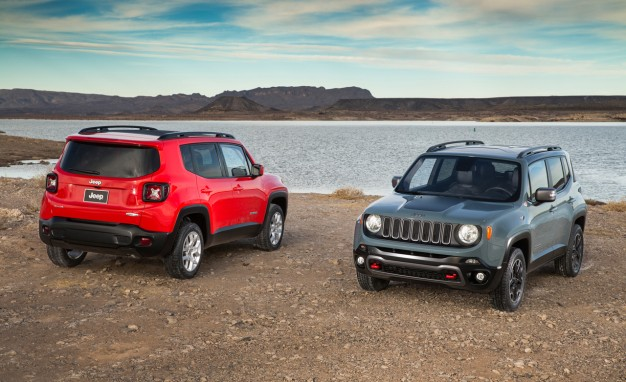 2015 Jeep Renegade #1